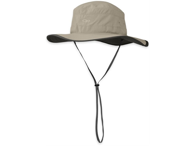 Outdoor Research W's Solar Roller Hat Khaki/Dark Grey (808)